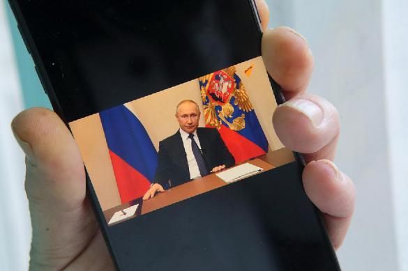 Putin announces one month of quarantine in Russia