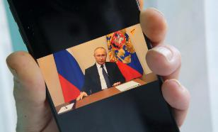 Putin announces one month of quarantine in Russia