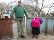 The tallest man in the world lives in Ukraine