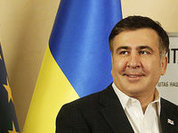 Musical Chairs. Saakashvili, wanted, now Governor in Ukraine