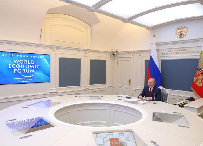 Putin challenges Biden to take part in online debate