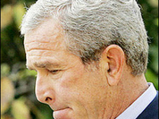 2005 becomes worst year in George W. Bush's career