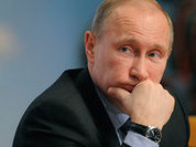 Putin's restraint