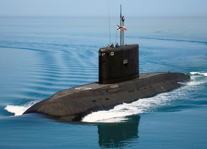 NATO loses Russia's Black Hole submarine in Mediterranean Sea