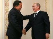 Venezuela's partnership with Russia: An emblematic step
