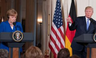 Germany to change strategy of relations with USA