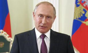 Putin lowers retirement age for women to 60 years, changes nothing for men