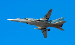 Long-range Tu-22M bomber crashes in Central Russia, three pilots killed
