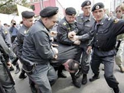 One killed in massive fight in Moscow's center