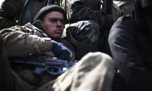 Why did Russian military observers leave Donbass?