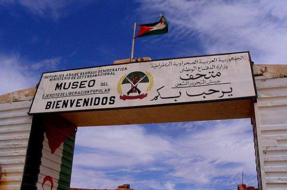 "Arduous ""walk to freedom"" in Western Sahara"