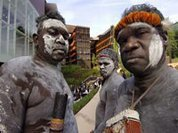 Australian aborigines: Degradation vs. integration