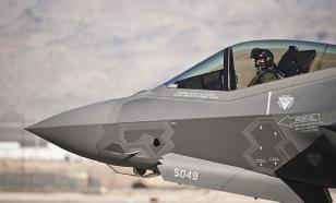 What happens to F-35 if it flies into Russian airspace?