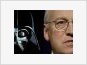 Dick Cheney, Darth Vader, hails Ronald Reagan's hatred of the Soviet Union
