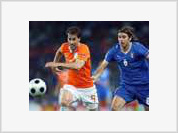 The Netherlands humiliate Italy 3-0 at Euro 2008