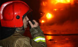 Real estate agents set dozens of houses on fire in Rostov-on-Don