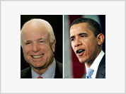 McCain vs. Obama: Issueless Publicity Contest