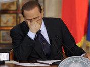 The domino effect of Silvio Berlusconi