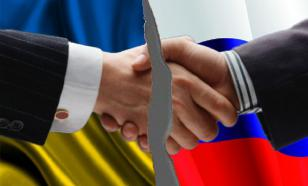 Russia's policy towards Ukraine under the new Putin: Trade and press to the maximum
