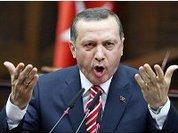 Turkey spineless to start new war