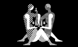 Russian designers create Kama Sutra-like logo for World Chess Championship in London