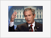 Fundamentalists of US economy remain strong despite 'unsetting' times, Bush says