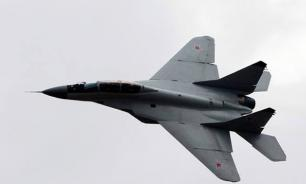 Russian aircraft start preparations for Victory Parade