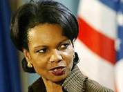 Condoleezza Rice wants Russia to obey her every single word