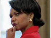 Condoleezza Rice's anti-Russian stance based on sexual problems