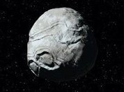 Asteroid Cruithne, quasi-satellite of Earth