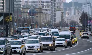 Coronavirus paralyzes Moscow traffic