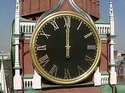 World's most unique Kremlin tower clock celebrates 600 years