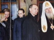 Russian young generation believes in God and.....in Putin
