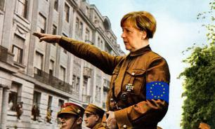 Germany's imperial army to build New German European Order