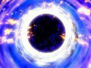 Black holes to become colliders?