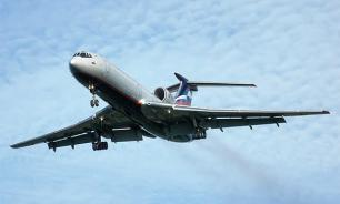 Tu-154 aircraft with 92 on board crashes into Black Sea en route to Syria