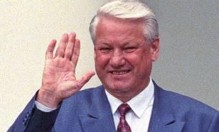 Why did Yeltsin lie to Clinton about Putin?