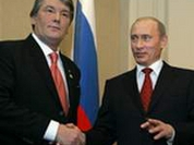 Putin and Yushchenko end gas conflict together