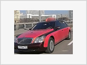 Rolls-Royce becomes available as luxury taxicab in Moscow for 480 dollars an hour