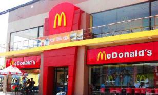McDonald's starts offering table service in Moscow