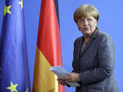 Merkel predicts Balkan war