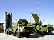 Russian air defense systems deployed in Syria