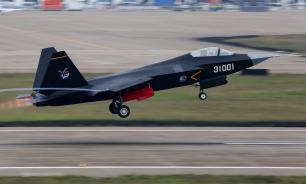 China wants to beat USA and Russia in development of stealth fighter jets