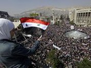 "Syria and the UNO, Peaceful protests and ""Crackdowns"""