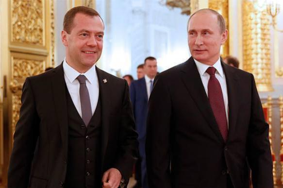 Ukraine is going to arrest Putin and Medvedev