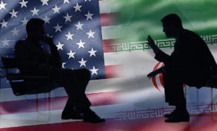 Mission Iran