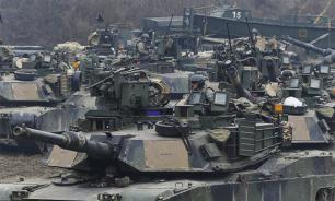 NATO encircles Russia