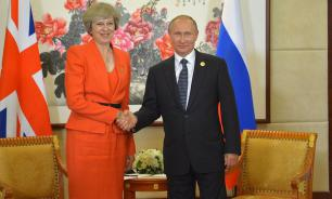Setting Theresa May straight on Russia