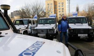 OSCE armed police mission to be deployed in Donbass