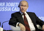 Putin returns to top three of world's most powerful people